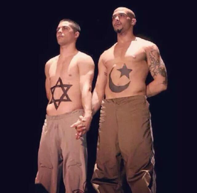 gay israel muslim christian terrorism